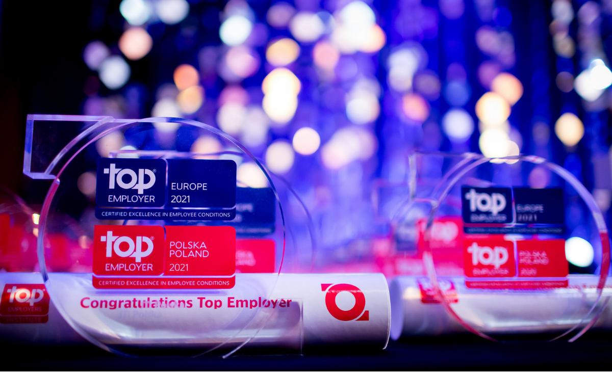 Top Employers Polska 2021: 12. edycja Programu w Polsce – 67 laureatów