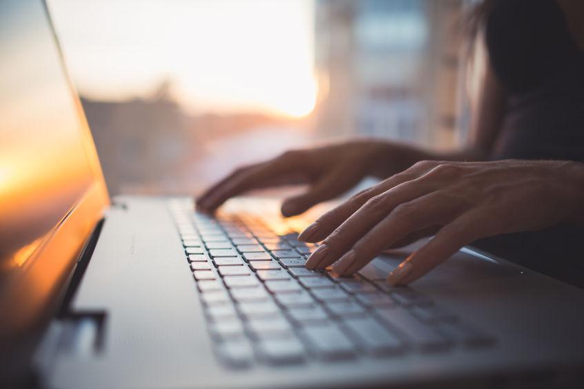 Problemy z nadgarstkami od pracy przy komputerze