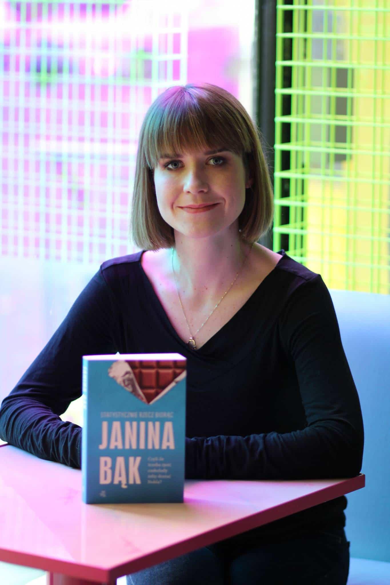Janina Daily - Hipiska na czele drużyny