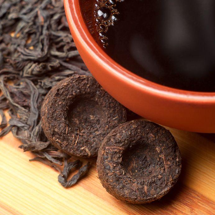 Herbata PU-ERH – czarna czy czerwona?