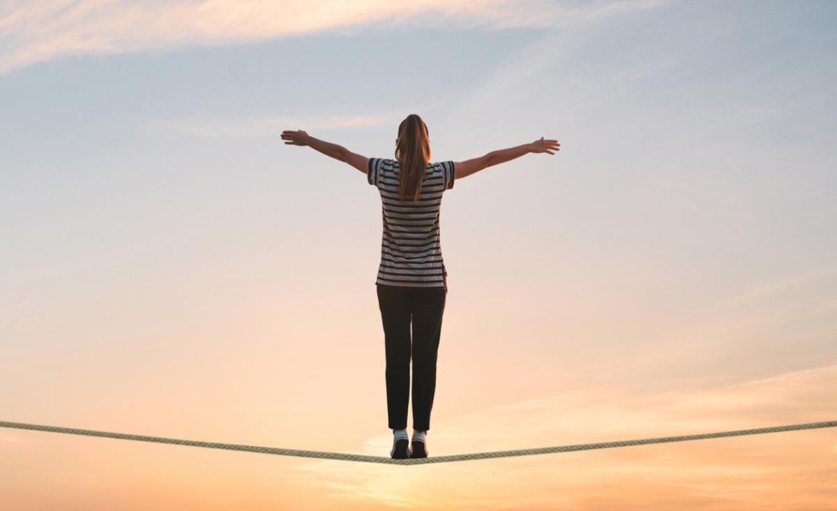 Na czym polega bycie odważnym? Wyjaśnia Tomasz Sobierajski