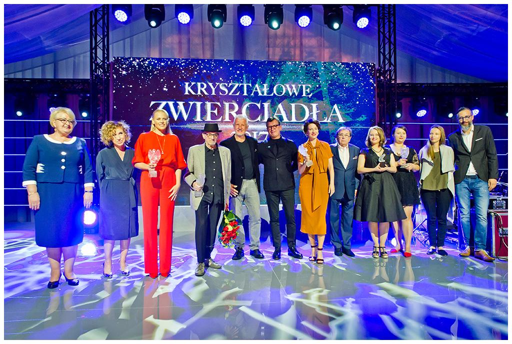 Kryształowe Zwierciadła 2017 rozdane! Nagroda miesięcznika Zwierciadło. Galeria zdjęć