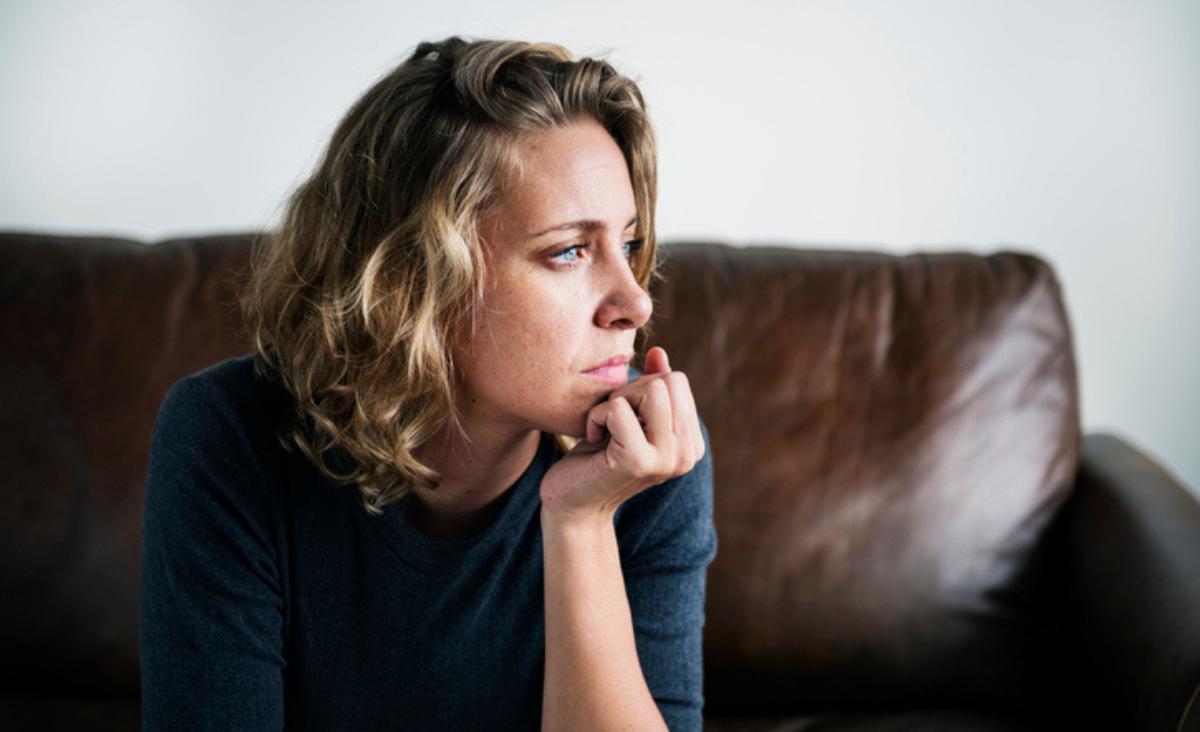 Martwy punkt: gdy czujesz się pokonany przez negatywne myśli i emocje
