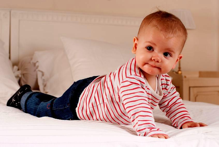 Stymulacja niemowlęcia