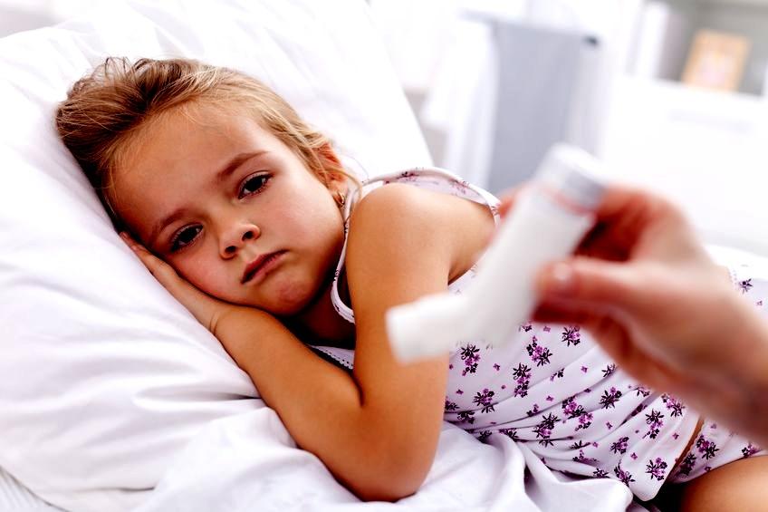 dlaczego dziecko udaje alergię
