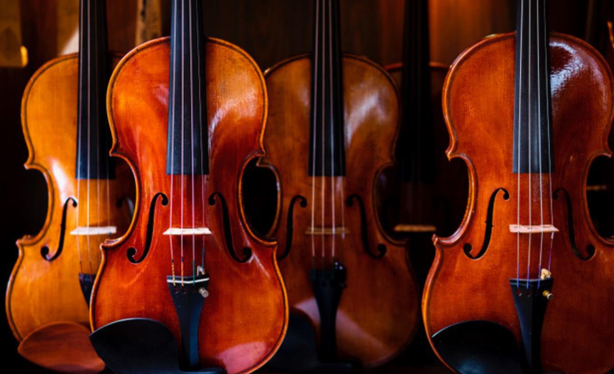 Mistrzowskie skrzypce