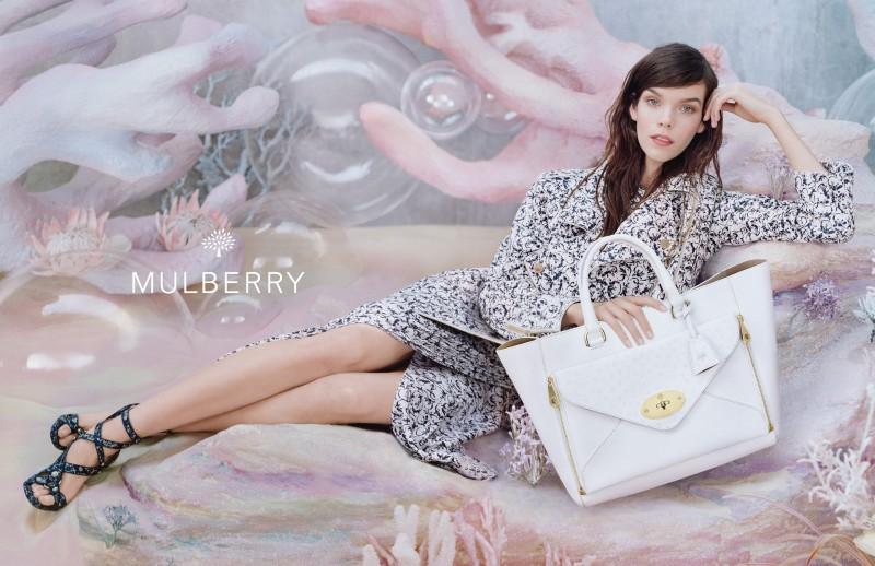 Kampania Mulberry, wiosna-lato 2013