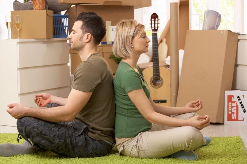 Medytacja jest jak niedziela