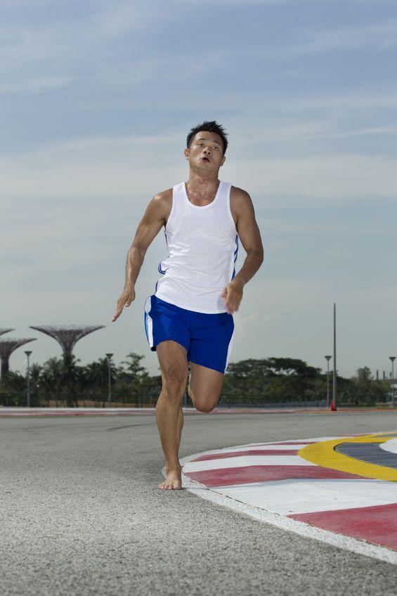 Czy bieganie boso jest zdrowe