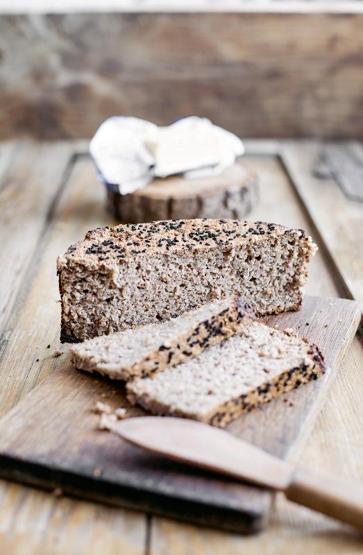 Chleb ze skiełkowanego żyta