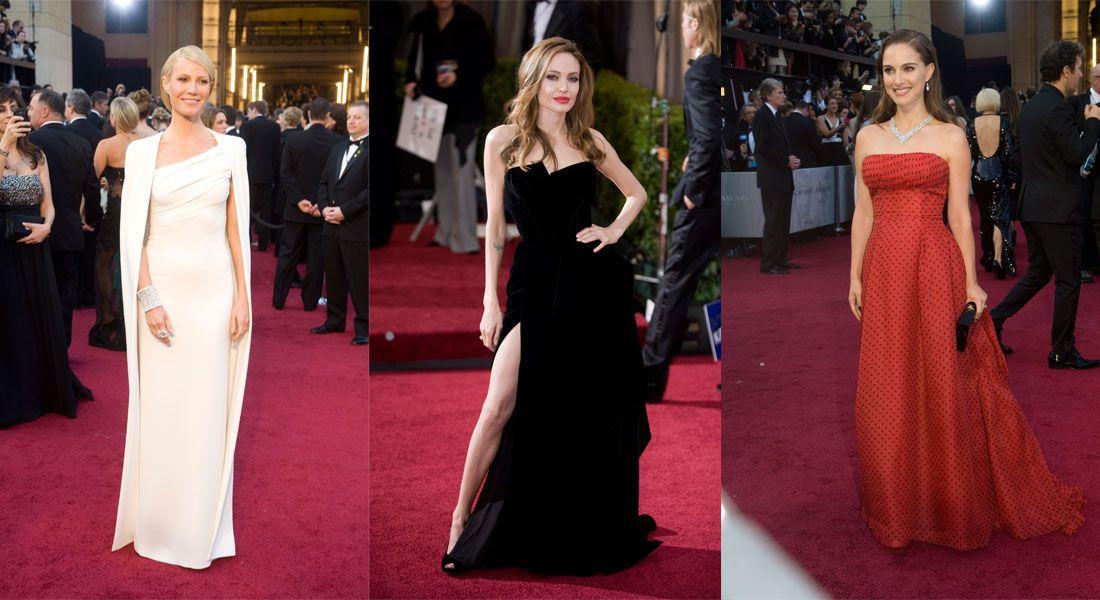 Oscary 2012: 5 topowych kreacji