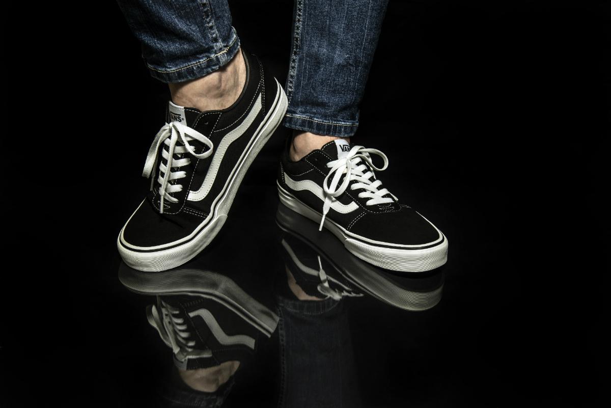 Vansy dla skateboardzistów i nie tylko