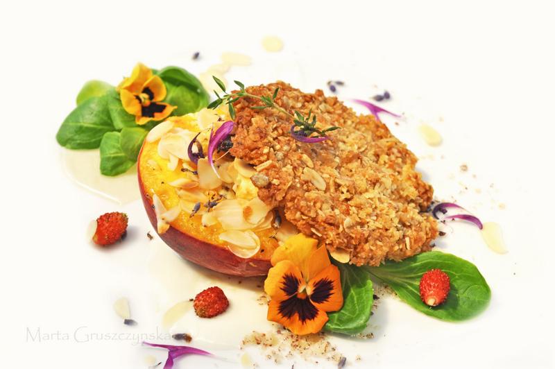 Kuchnia w różowych szpilkach: gorgonzola na deser