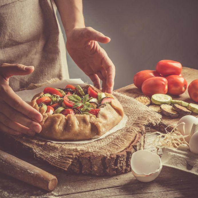 Mniej mięsa, więcej warzyw w zdrowej diecie