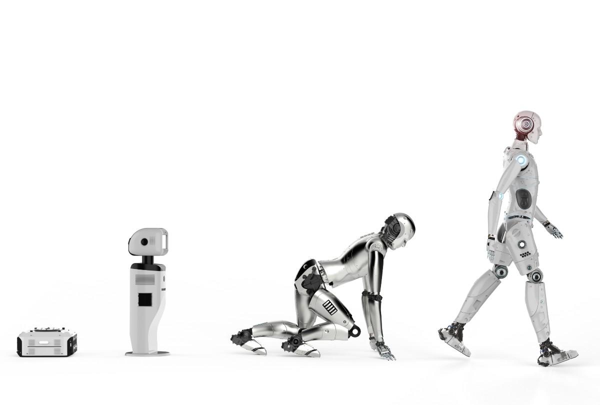 Szacuje się, że w ciagu 20 lat zniknie połowa zawodów na skutek postępujacej mechanizacji i komputeryzacji. Jednak w tej chwili sztuczna inteligencja generuje dużo nowych miejsc pracy. (Fot. iStock)