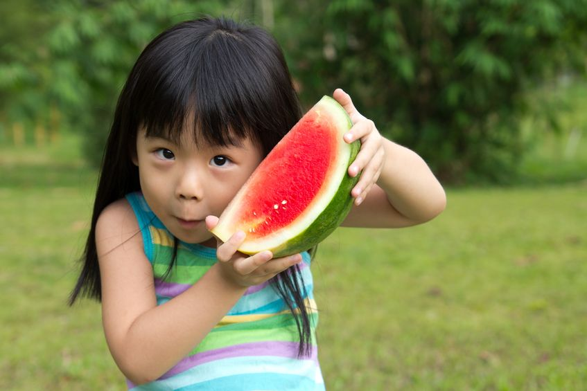 Dieta dla dzieci na lato