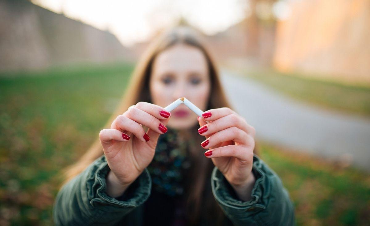 Naturalne sposoby, które pomagają rzucić palenie