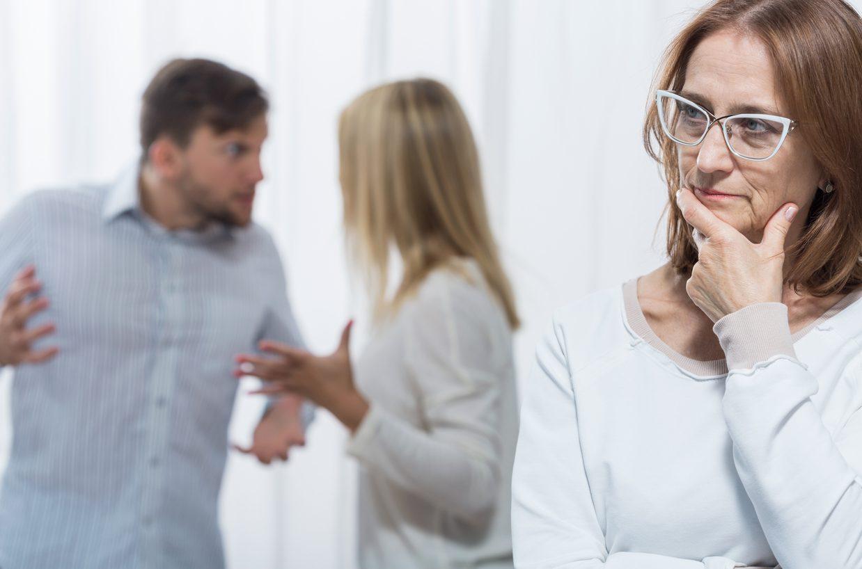 Żona zna męża, teściowa ich dwoje