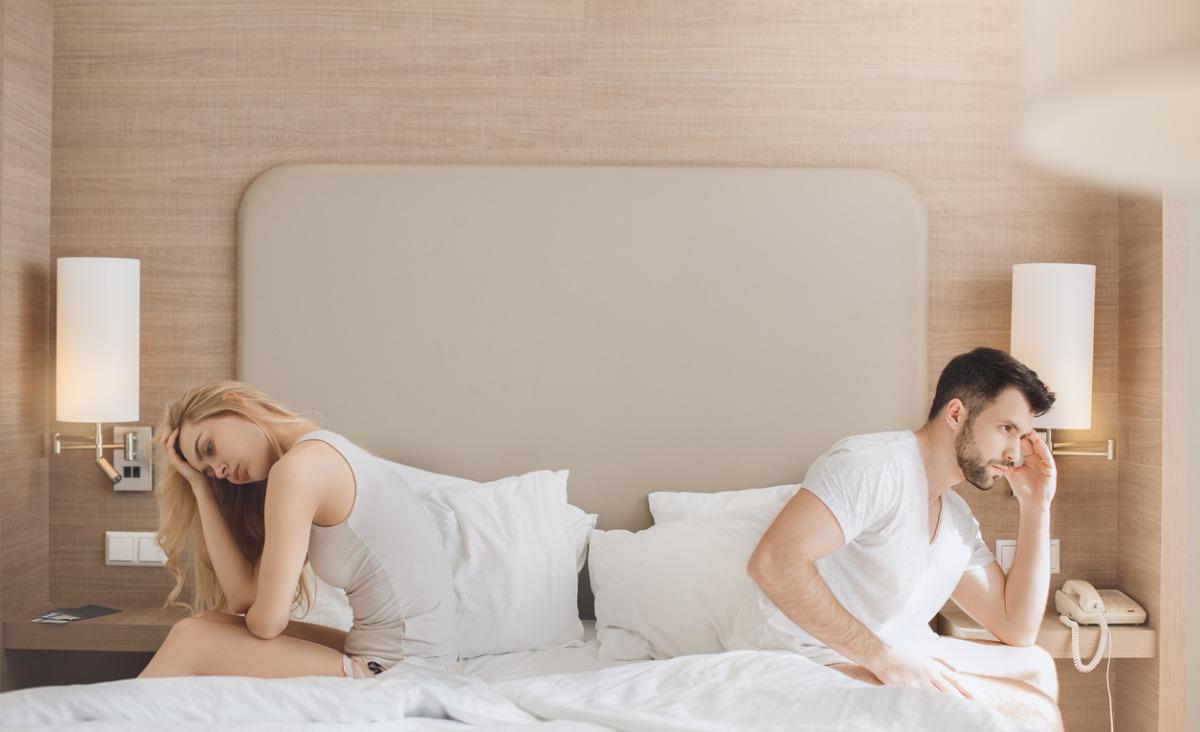Co zrobić, gdy w związku jest coraz więcej żalu i coraz mniej seksu, a partner nie chce słyszeć o wizycie u specjalisty?