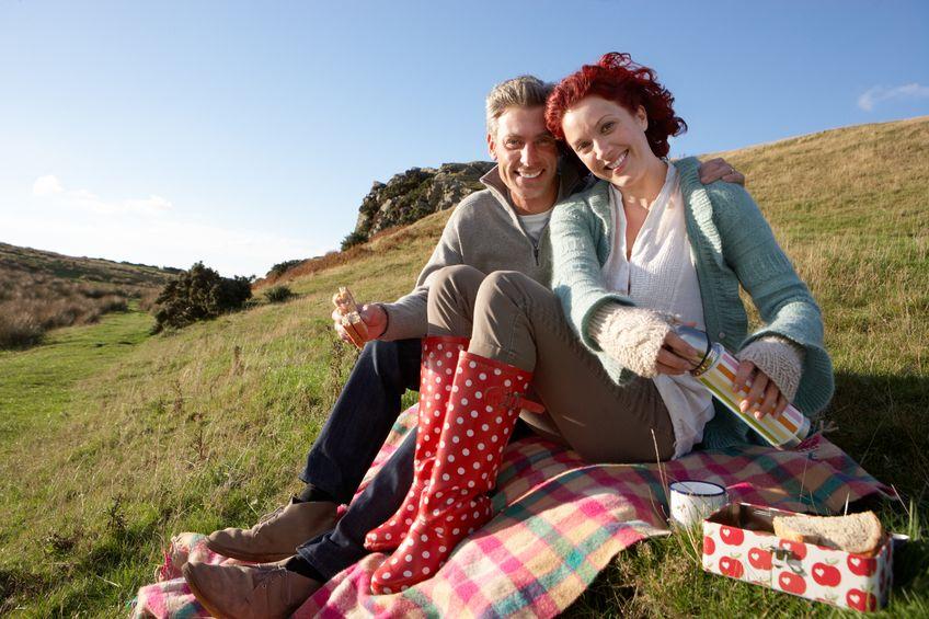 5 pomysłów na wiosenną randkę