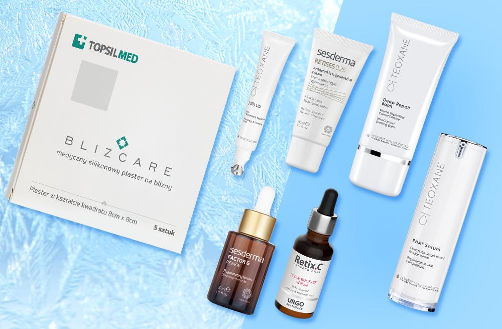 Zimowa regeneracja i ukojenie - zadbaj o swoja skórę!