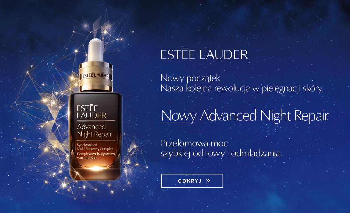 Rewolucja w pielęgnacji skóry od Estée Lauder - eksperta w nocnej pielęgnacji