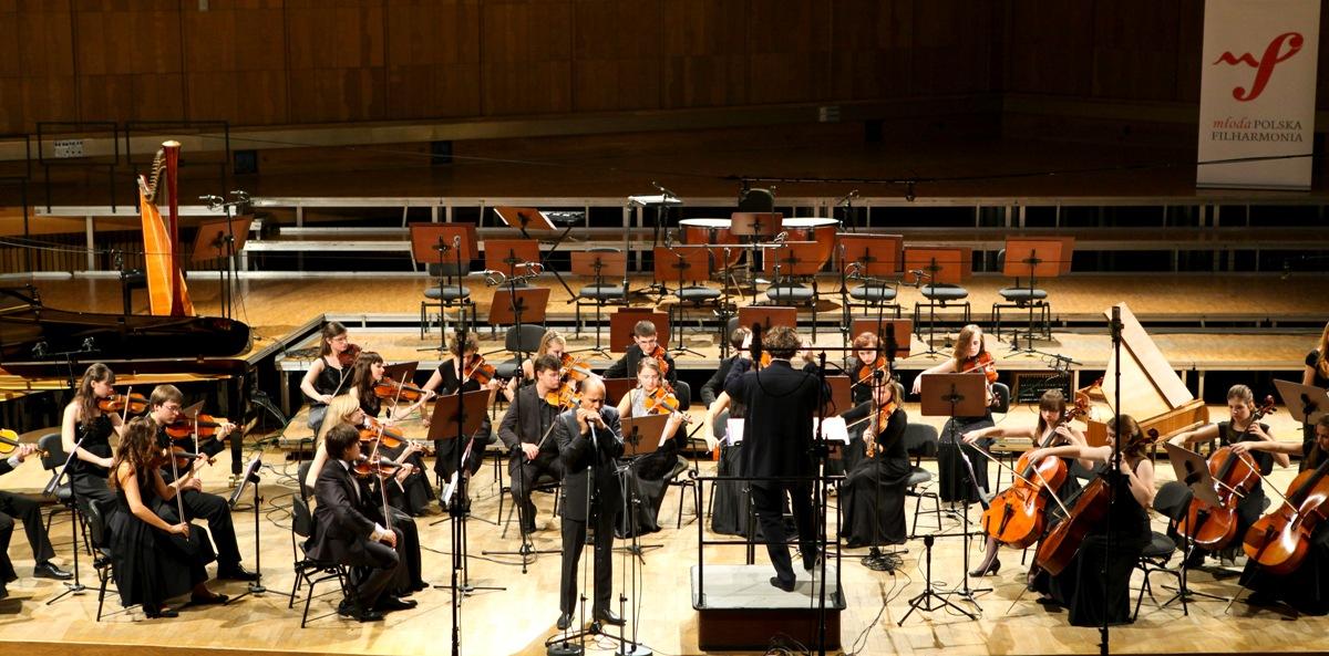 Trasa koncertowa Młodej Polskiej Filharmonii - galeria zdjęć