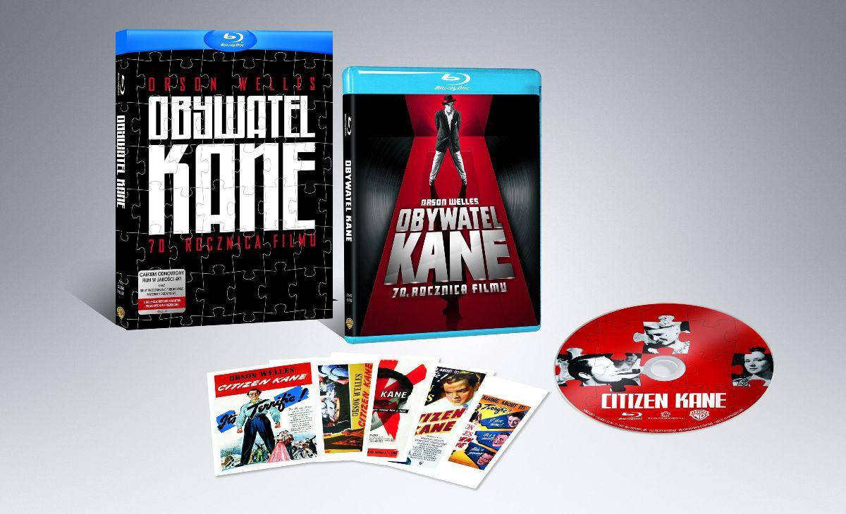 Obywatel Kane - recenzja Blu-ray