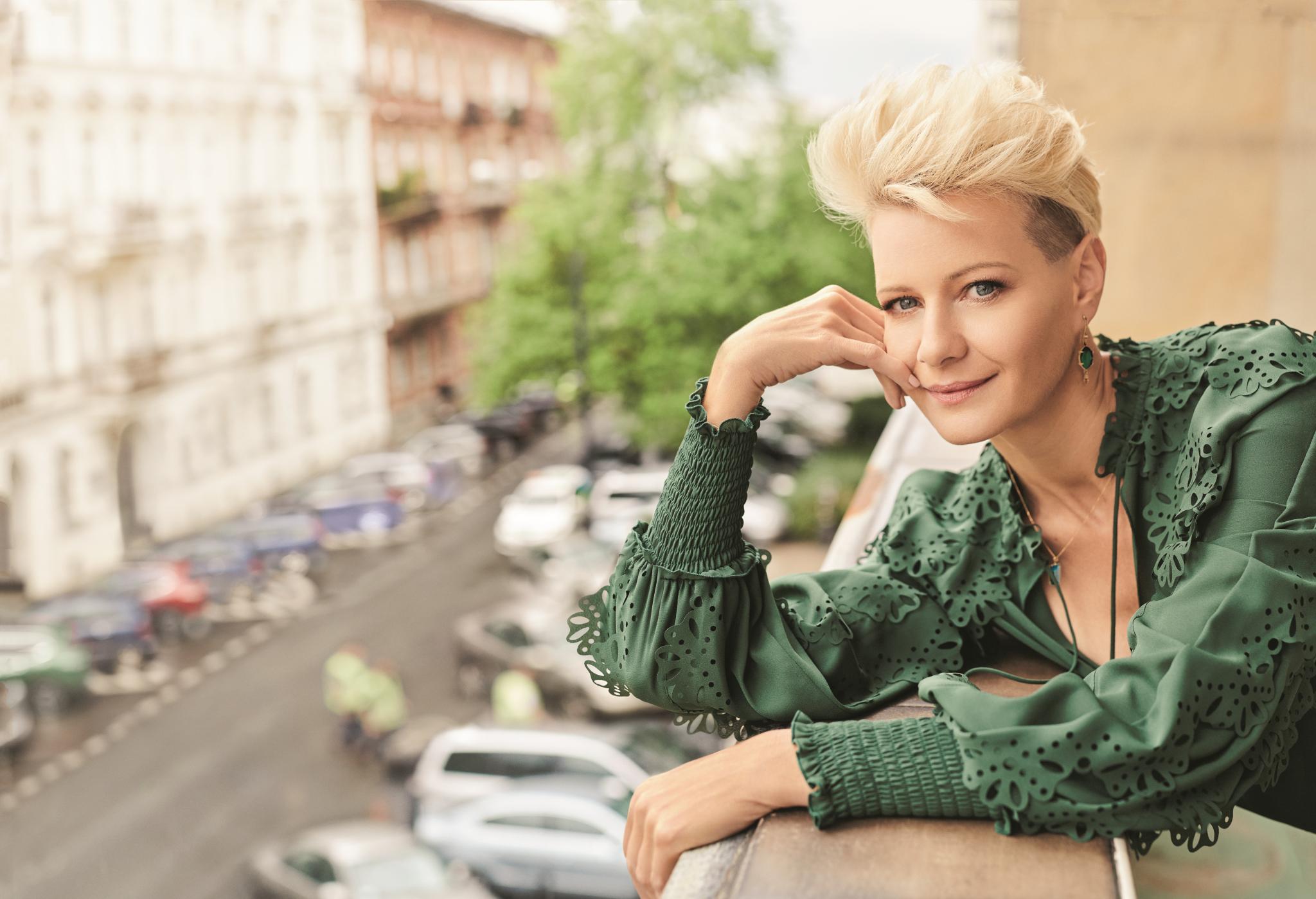 Małgorzata Kożuchowska: Inna ja