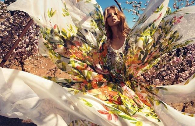 Kampania wiosna-lato 2013 Blumarine