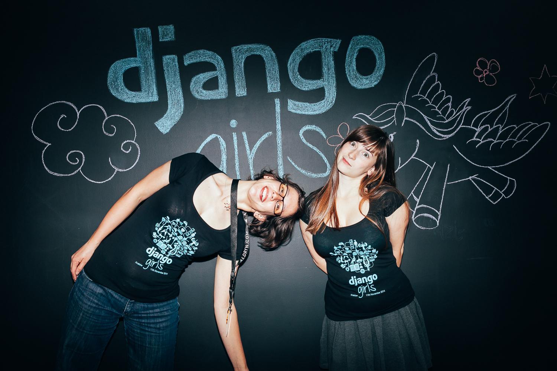 Zjawisko:To idą Django Girls
