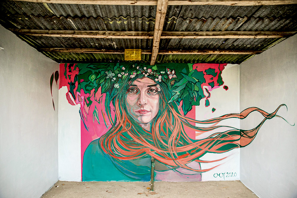 Śródpolne galerie