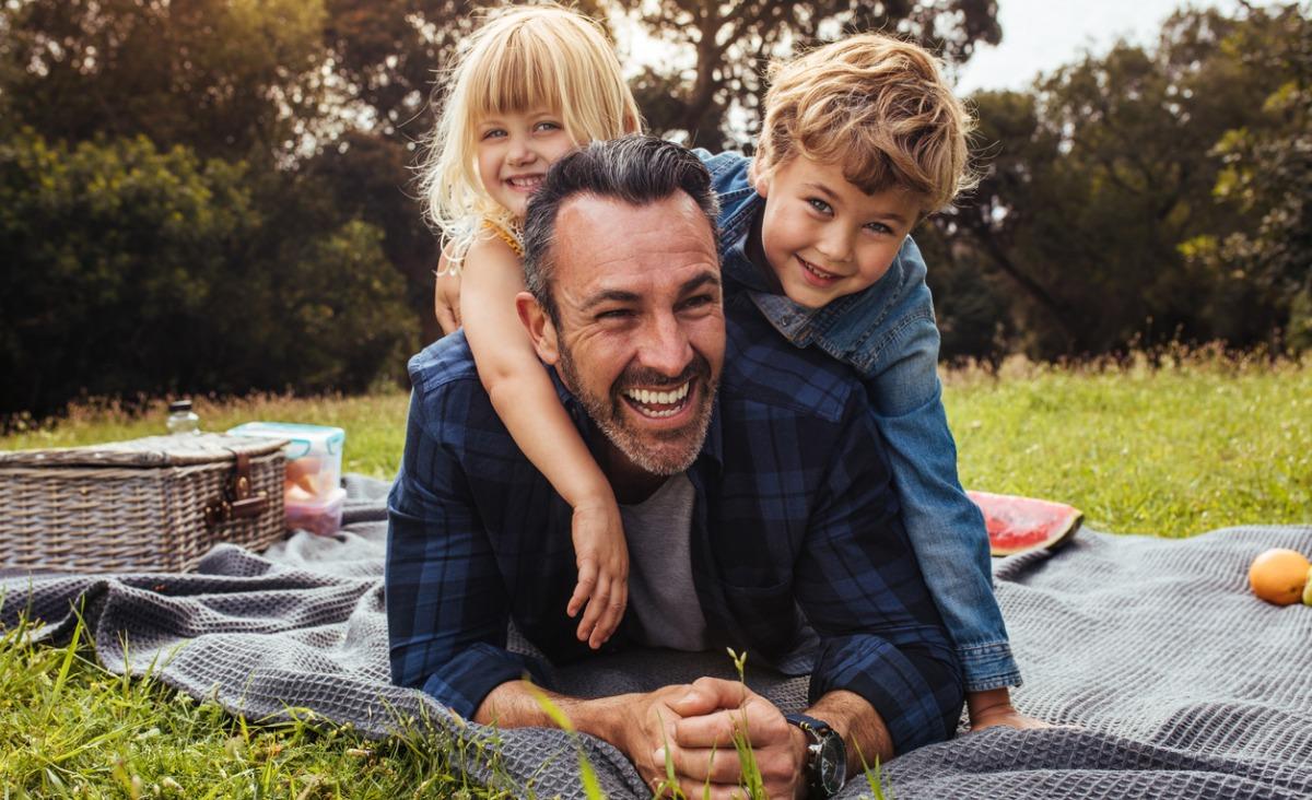 Jak to jest być tatą, czyli kilka słów o ojcostwie