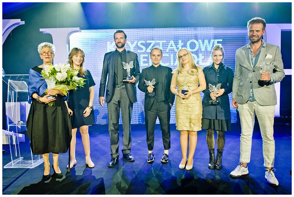 2015: dwudzieste rozdanie nagród Kryształowych Zwierciadeł!