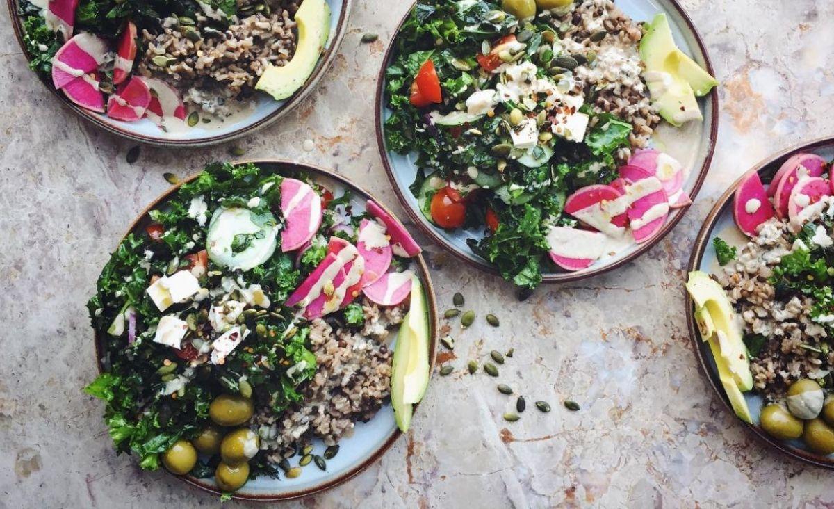 """Wiele ciekawych inspiracji kulinarnych można znaleźć na Instagramie Sarah Britton """"My new roots"""" (Fot. Instagram)"""