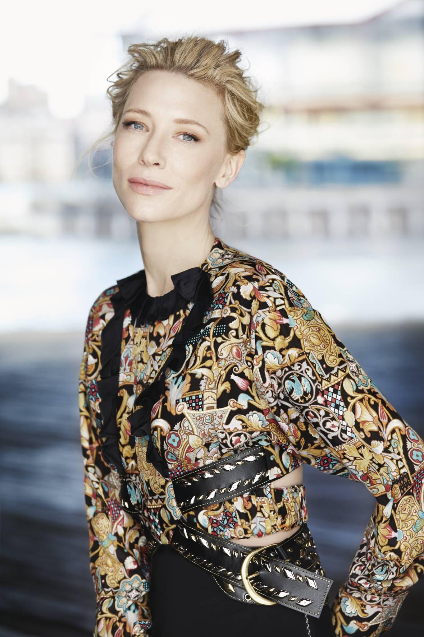 Cate Blanchett: Na moich zasadach