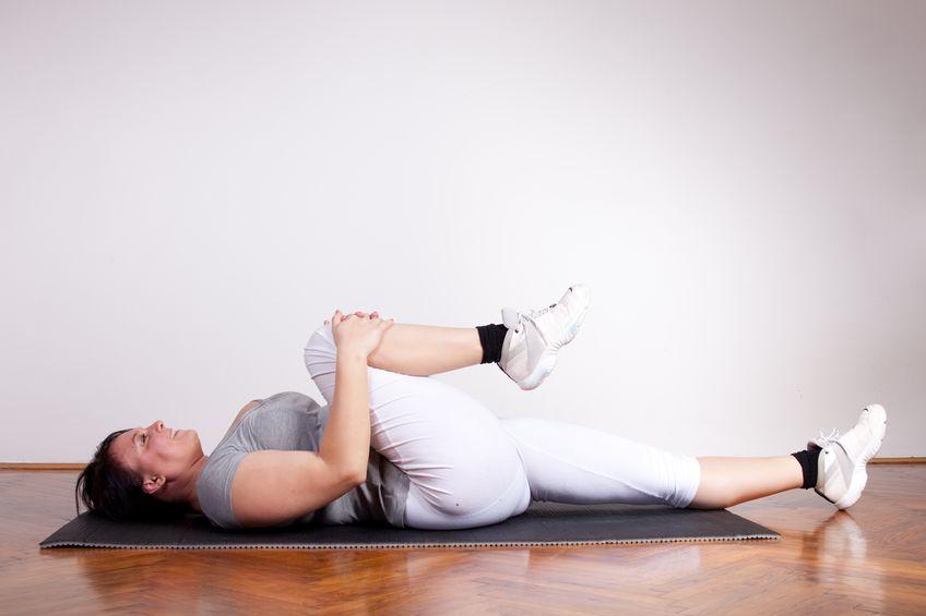 Fitness w domu - uda i pośladki