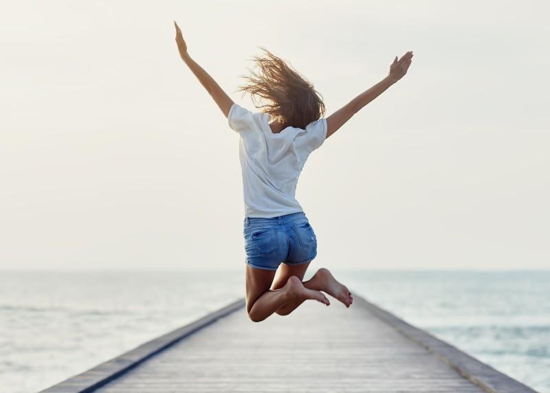 Lubię siebie za wszystko. Także za swoje błędy i niedoskonałości. Za wszystko (Fot. iStock)