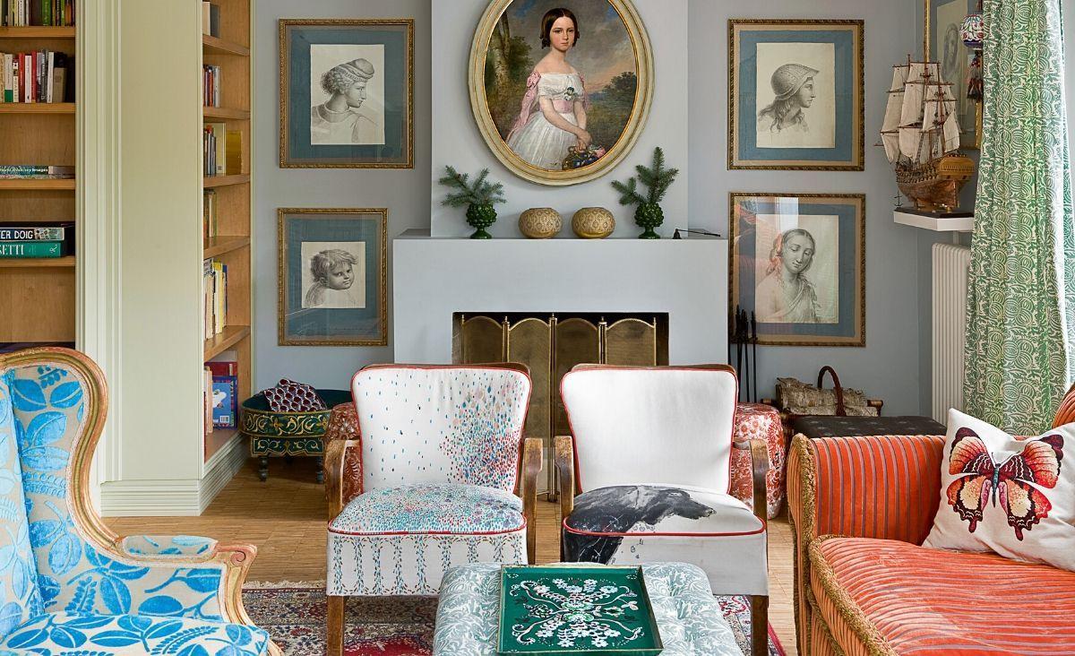 Więcej niż sztuka - dom malarki Elżbiety Radziwiłł