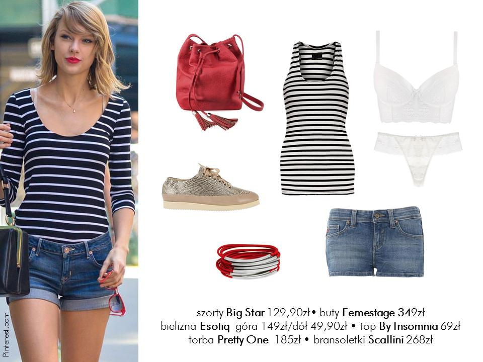 Ubierz się jak Taylor Swift