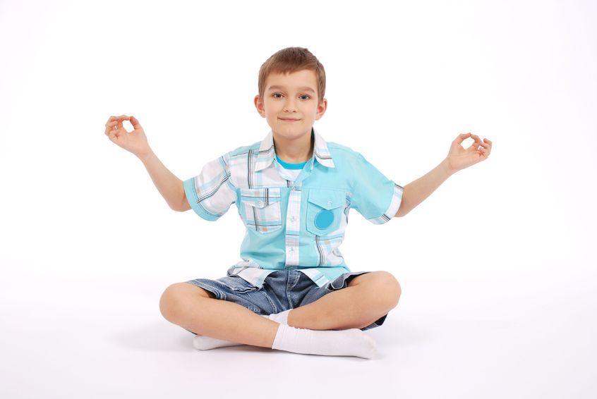 Joga dla dzieci-zabawa i relaks