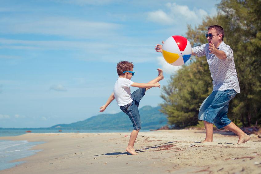 Co zrobić, by dziecko spędziło wakacje na sportowo?