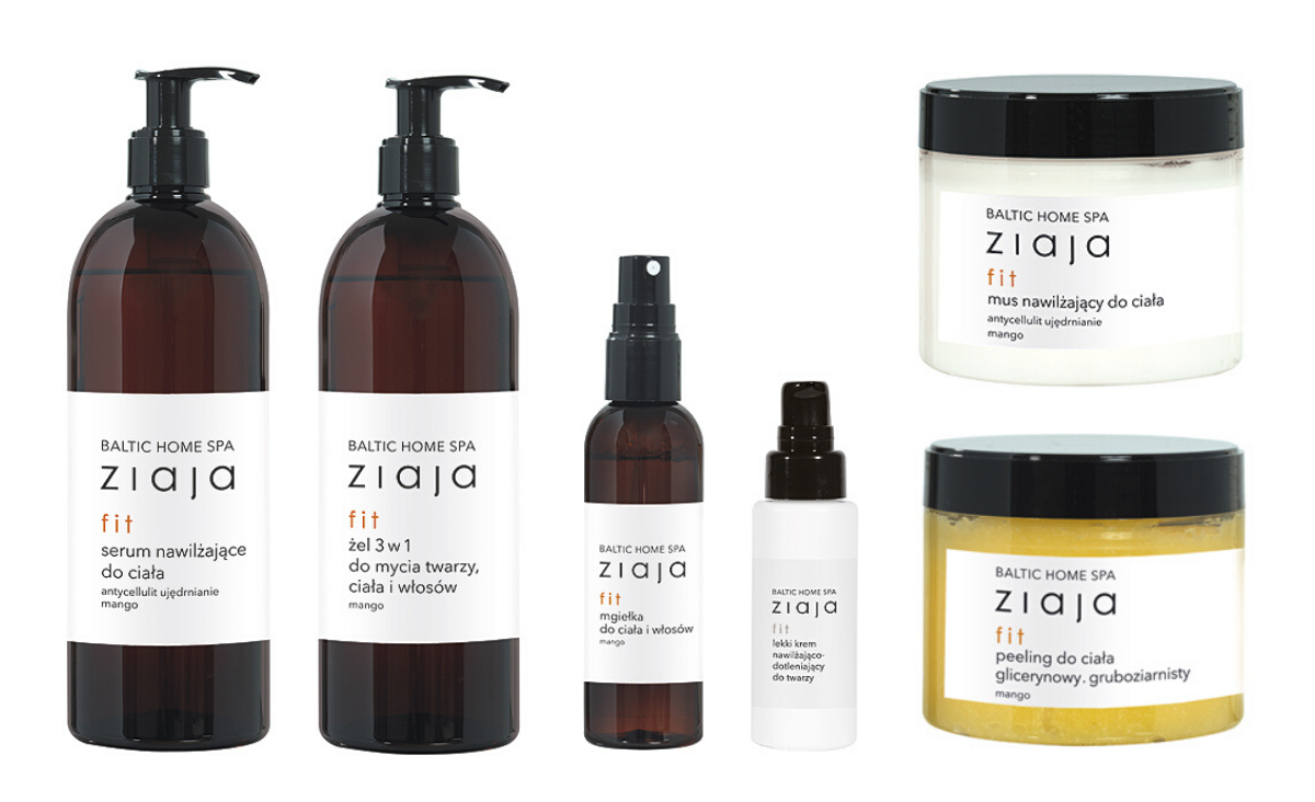 Konkurs Ziaja - Baltic Home Spa