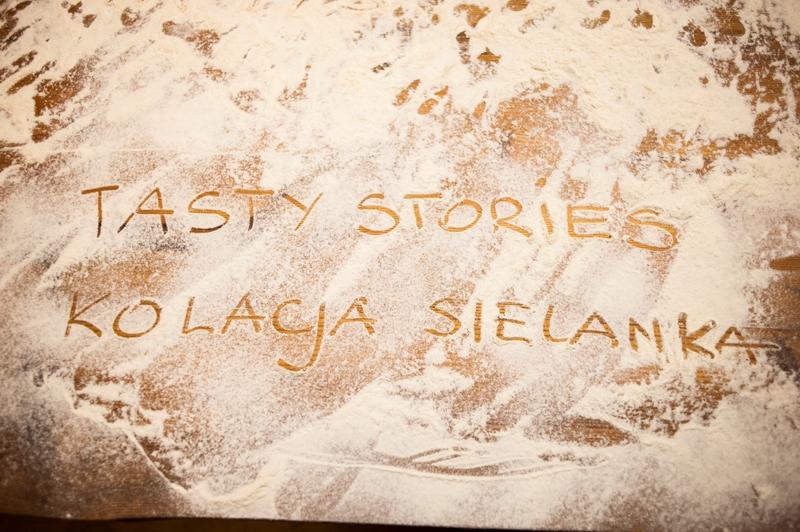 TASTY STORIES, czyli opowiedziane smakiem