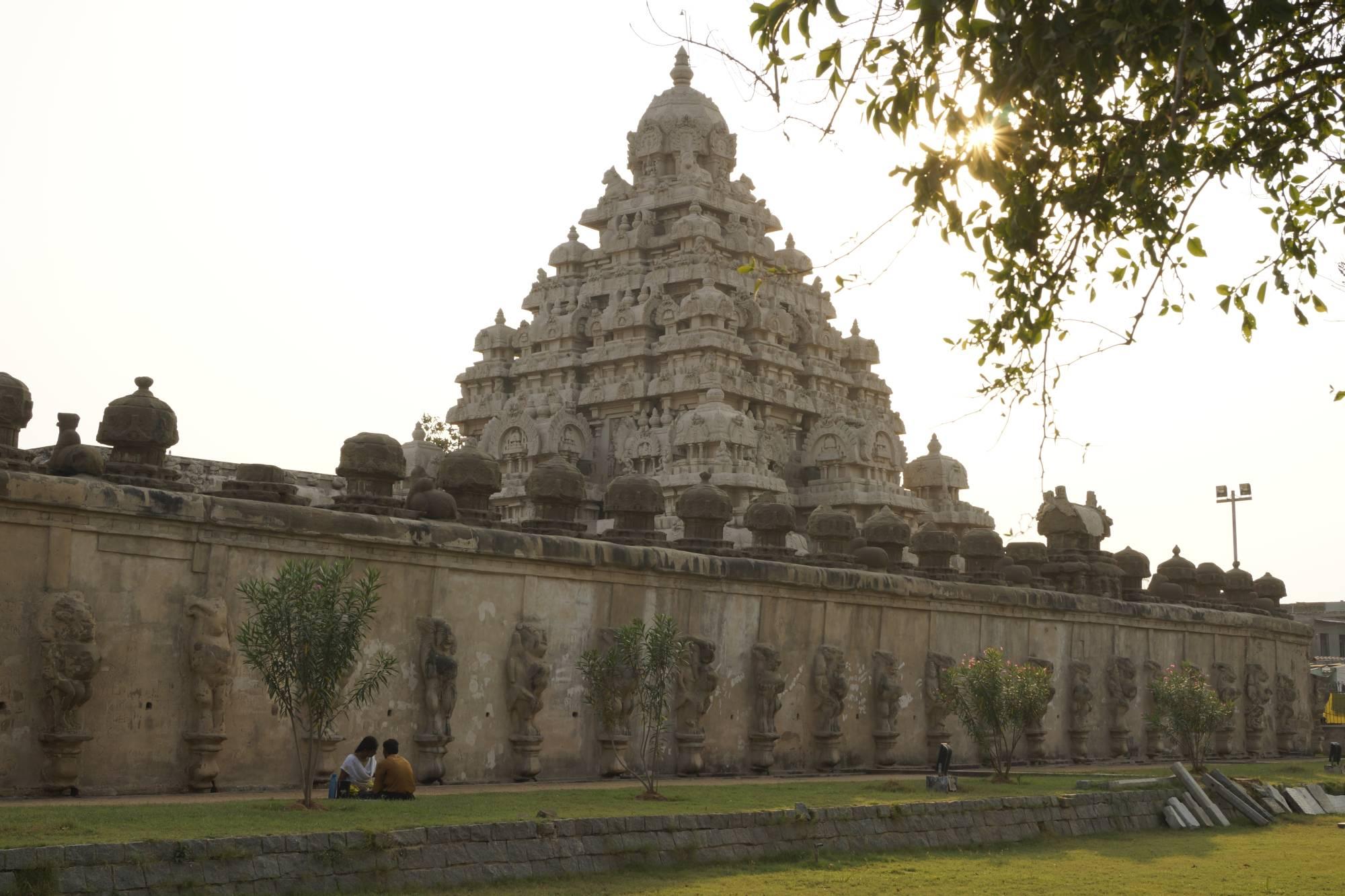 Świątynia Kajlasanathy w Kańćipuram