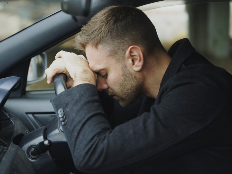 Męska depresja, jak sobie z nią poradzić?