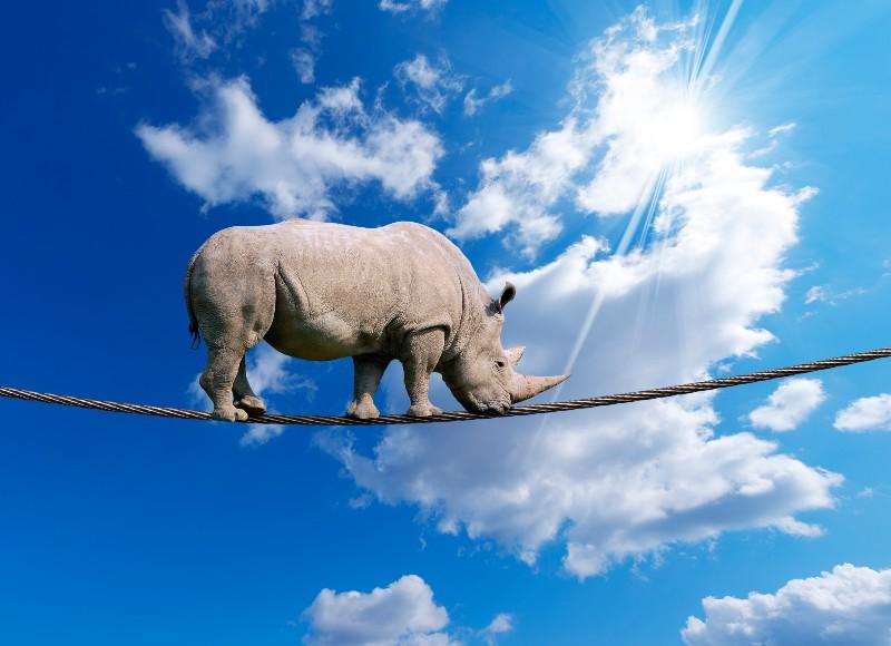 Żaden sukces nie smakuje tak jak ten okupiony licznymi upadkami. (Fot. iStock)
