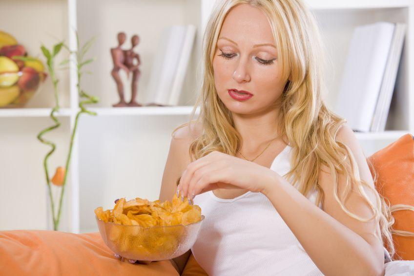 Ty, jedzenie i stres