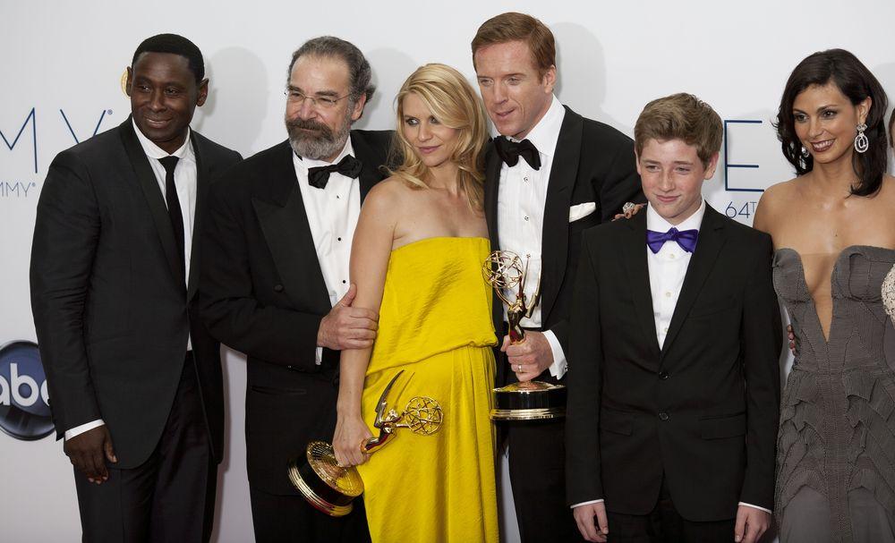 """Nagrody Emmy rozdane. Serial """"Homeland"""" wielkim zwycięzcą"""