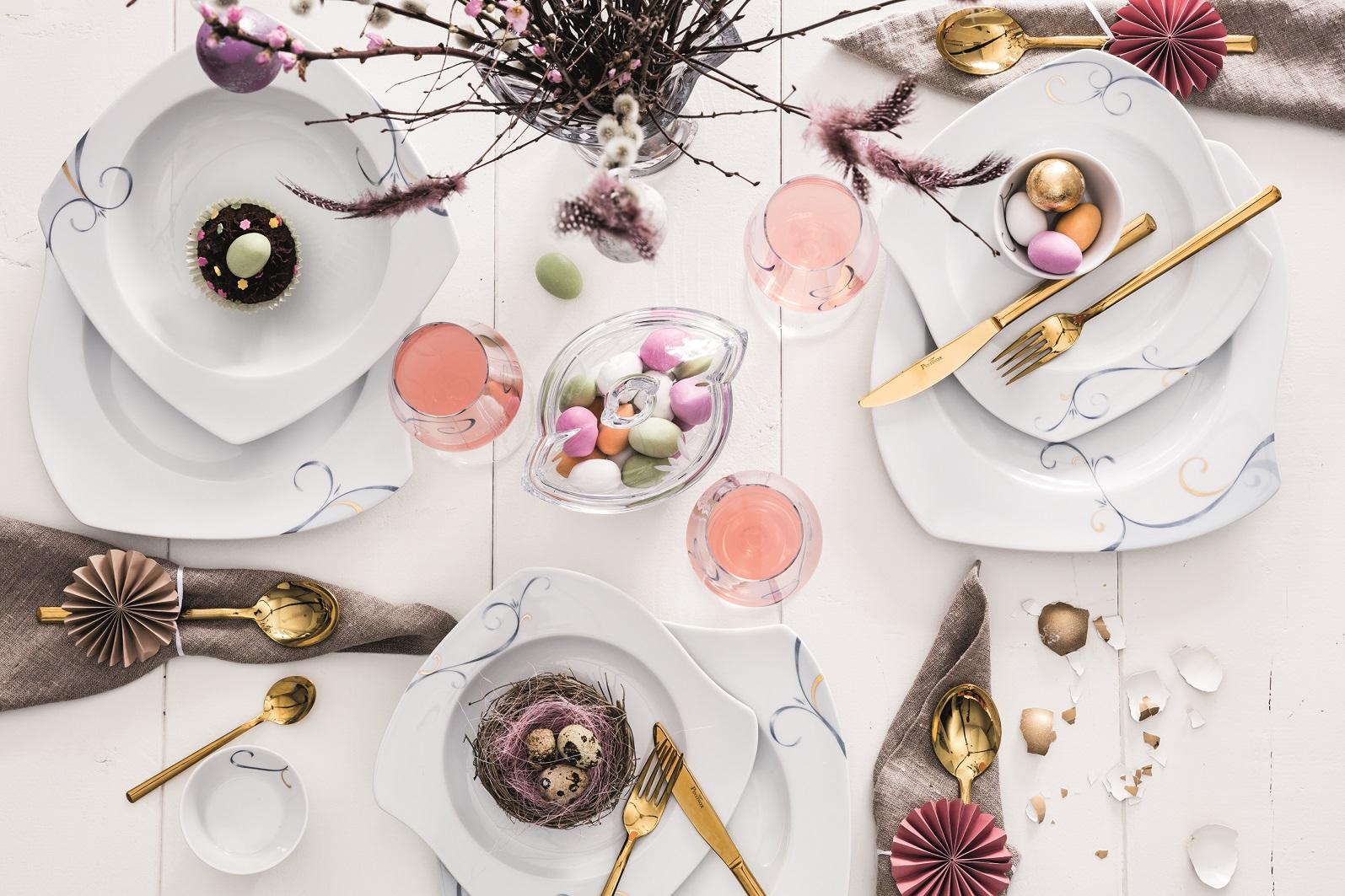 Wielkanocny stół: inspiracje Fyrklӧvern